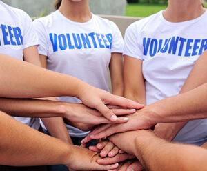 Caribou Centre Volunteers